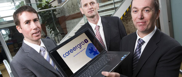 Careergro, a human resources start-up company