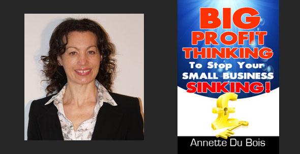 Annette Du Bois -  Growth Expert