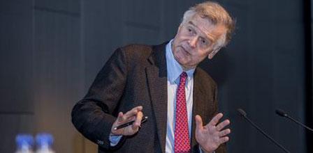 American commentator John Dizard