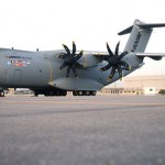 Airbus delivers first A400M