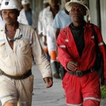 Gloves are off for the global mining industry
