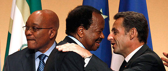 South Africa - France Business Relations