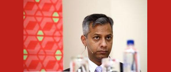 Anoj Singh new Transnet CFO