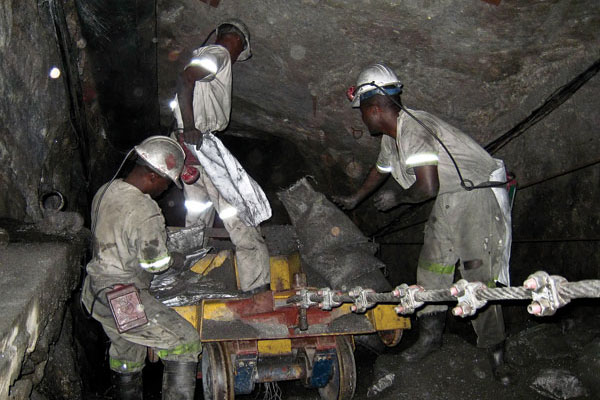 Mining Resources South Africa