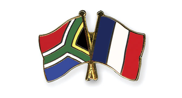 South Africa - France