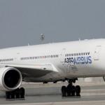 Airbus A350XWB lands in SA