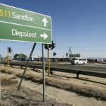 Development comes to Diepsloot