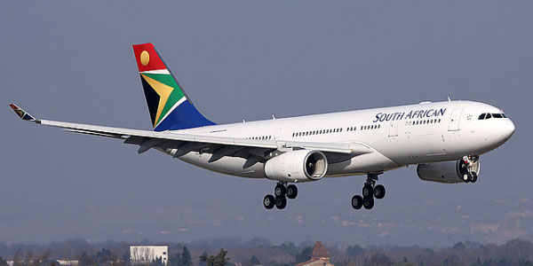 SAA - South African Airways