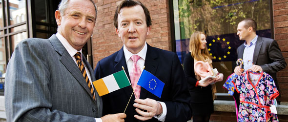Irish Start-ups link with Europe