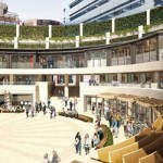 Revitalisation Of Broadgate Circle