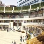Revitalisation Of Broadgate Circle