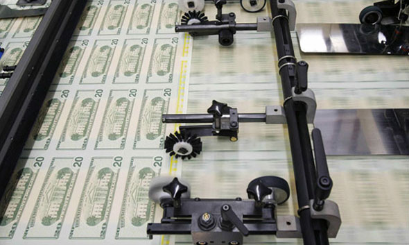 The Printing of Money