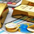 Gold Starts to Recover Its Traditional Role