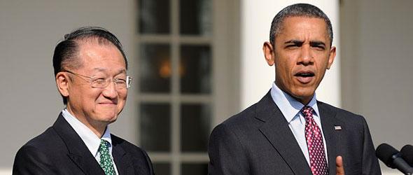 World Bank - Dr Jim Yong Kim