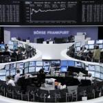World share markets up