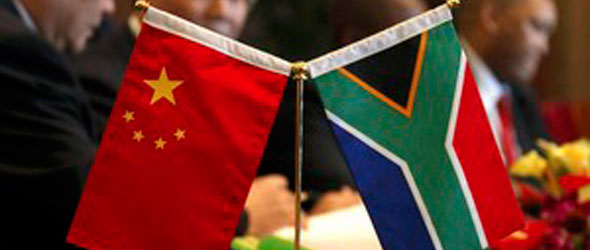 South Africa - China Trading Partners