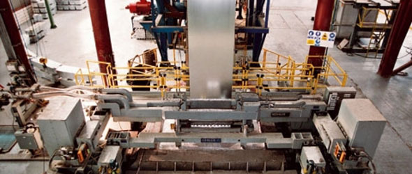 Metal Coating Plant