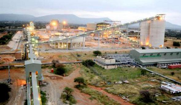 Platinum Mining Industry