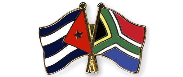 Cuba - South Africa