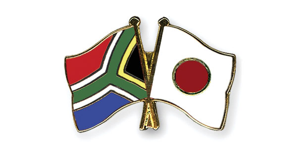 South Africa - Japan