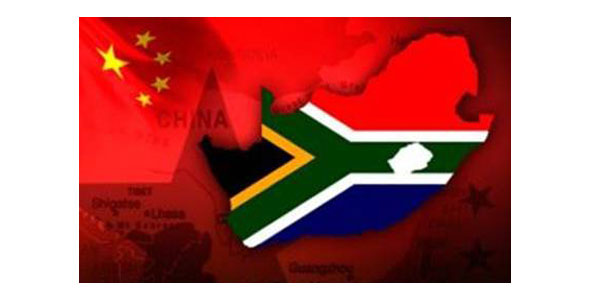 China - South Africa