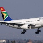 South African Airways transferred