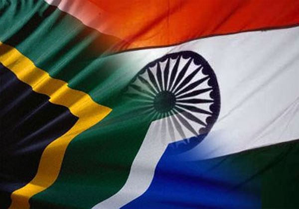 india - south africa